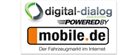 Job Logo - digital-dialog Berlin GmbH / mobile.de