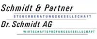 Logo Dr. Schmidt & Partner Steuerberatungsgesellschaft
